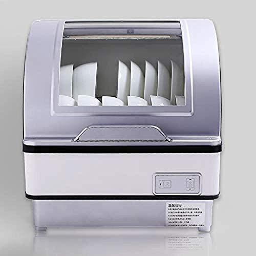 Lavavajillas PorAble DishAsher con UltA-AsAshing DishAsher Home DesktAutoAtic Desinfección SteriliAtioHigh TempeAturSecado Energía AviY Medio Ambiente Protección