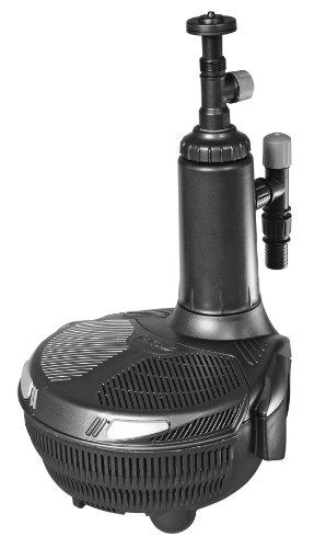 Hozelock Teichfilter Easy Clear 9000, Schwarz, Max. Teichgröße 9000 Liter
