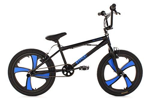 KS Cycling BMX Freestyle 20'' Rise schwarz