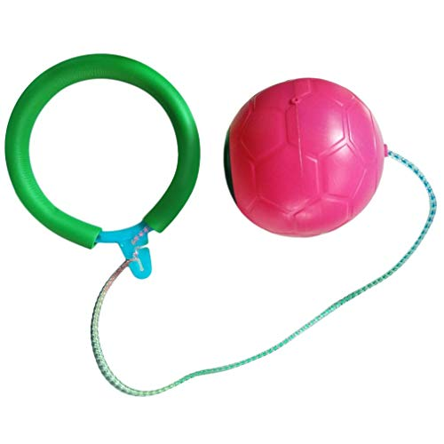 Leyue Skip Ball Outdoor Fun Toy Balls Classical Skipping Toy Fitness Equipment