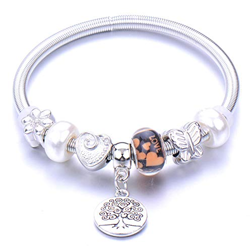 Pulseras Brazalete Joyería Mujer Pulsera De Abalorios Ajustable Joyería De Moda Regalo Señora Jewelry-26