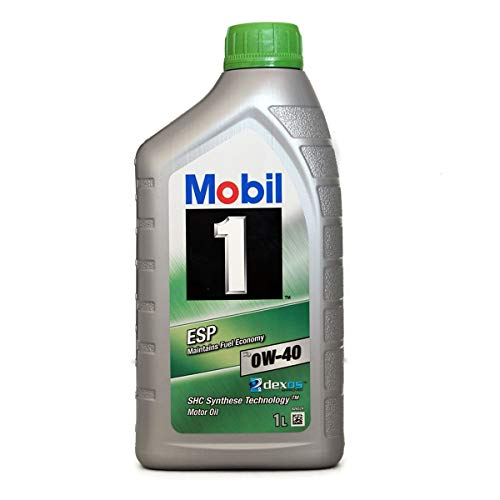 Mobil 151500 ESP X3 0W-40, Motoröle für Autos ,1 Liter