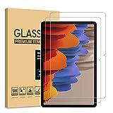 [2 Unidades] PULEN Protector de pantalla para Samsung Galaxy Tab S7(11 inch) [Sin burbujas]...