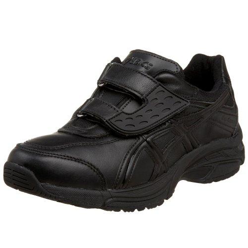 ASICS Women's GEL-Cardio 2 Walking Shoe,Black/Black,11 EE US