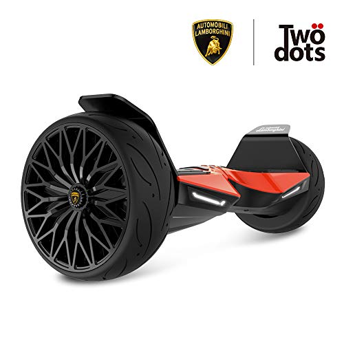 Twodots Lamborghini Hoverboard (Orange)