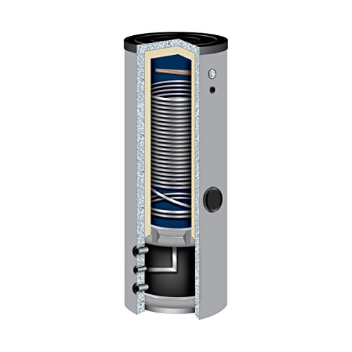 TWL Effizienz-Kombispeicher EKS 300-100 Liter mit ERP-PU ÖkoLine Isolierung