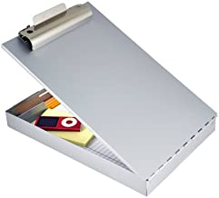 Saunders Recycled Aluminum Redi-Rite Storage Clipboard, Legal Size, 8.5 x 14-Inches (11019)