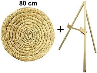 Sekula-Archery Diana de Paja, 80cm Redondas con un