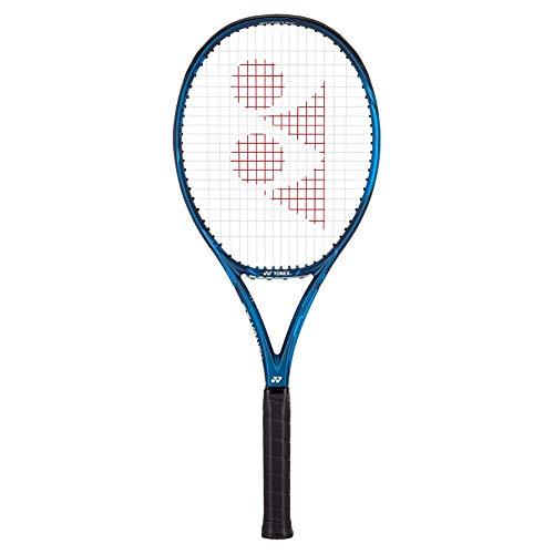 "YONEX EZONE Game Deep Blue Tennis Racquet, 4 3/8"" Grip"