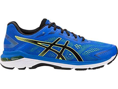 ASICS Men's GT-2000 7 Running Shoes, 12M, Illusion Blue/Black