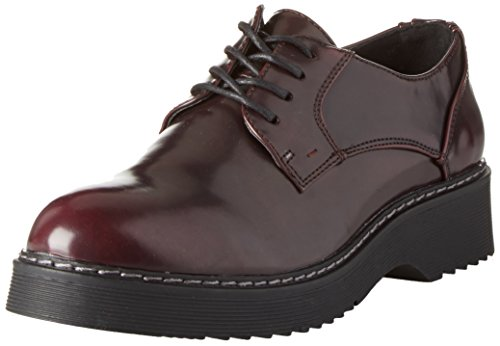 Primadonna - 100603905AB, Zapatos de cordones derby Mujer, Rojo (Bolred), 37 EU