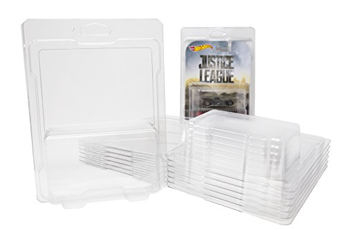 "Funko POP Acid-free 4/"" CRYSTAL CLEAR BOX Protector 25 Pack-étui de protection"