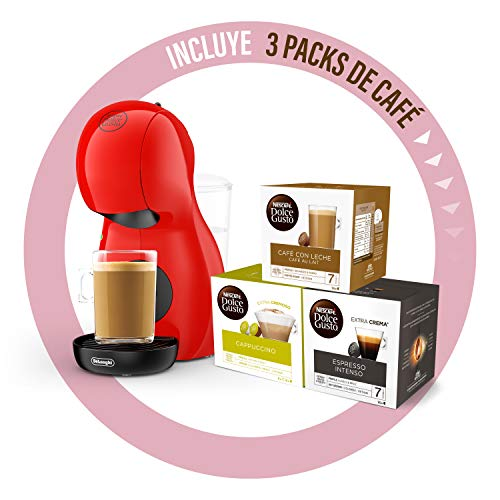Dolce Gusto Piccolo XS EDG210.R: Cafetera