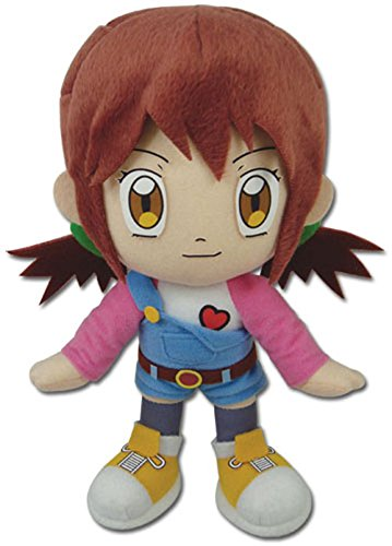 GE Animation Great Eastern Digimon Digital Monsters Angie Hinomoto Stuffed Plush, 9""
