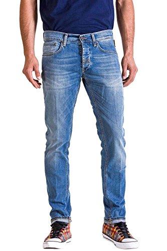 Meltin' Pot Jeans MAXI-D0143-UK551-BF17 Made in Italy VAR. Unica, 34 MainApps