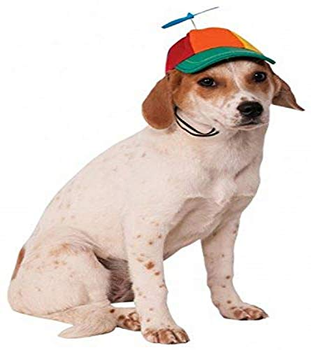 Rubie's Propeller Hat for Pets, Medium/Large, Multicolor