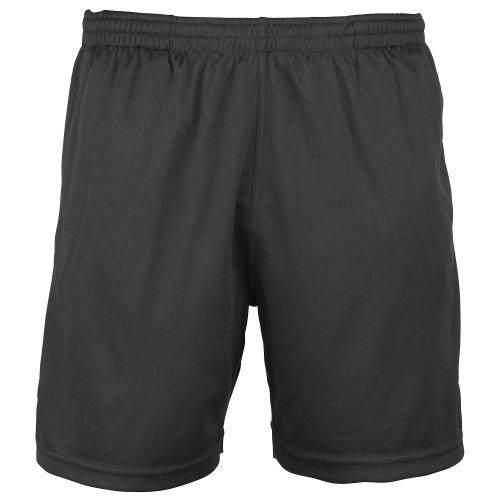 Just Cool - Pantalones Cortos de Deporte Transpirables Modelo Sports Hombre Caballero - Gym/Running/Verano
