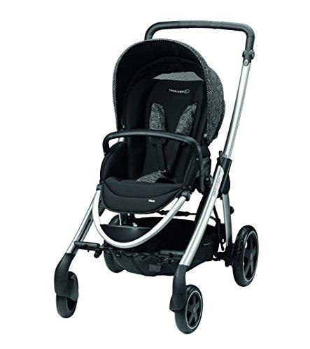 Bébé Confort - Elea cochecito modular, Negro Moderno