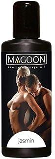 Magoon Jasmin Erotische massage-olie, 200 ml