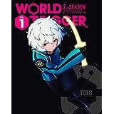 ワールドトリガー 2ndシーズン Blu-ray VOL.1