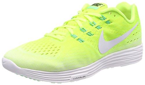 Nike Herren Lunartempo 2 Laufschuhe, Grün (Vert Volt/vert Electro/Blanc 700), 44 EU