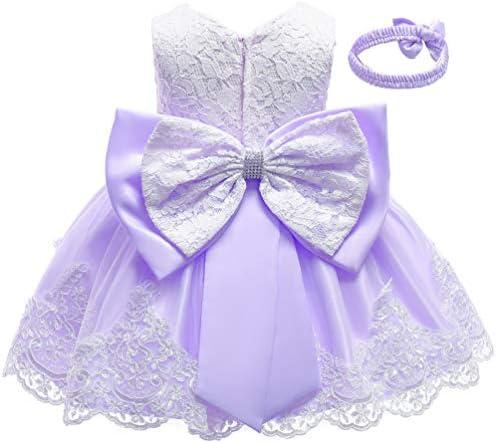 Purple Formal Prom Summer Wedding Girls Dresses A line Sleeveless Knee Length Tutu Ruffle Kids product image