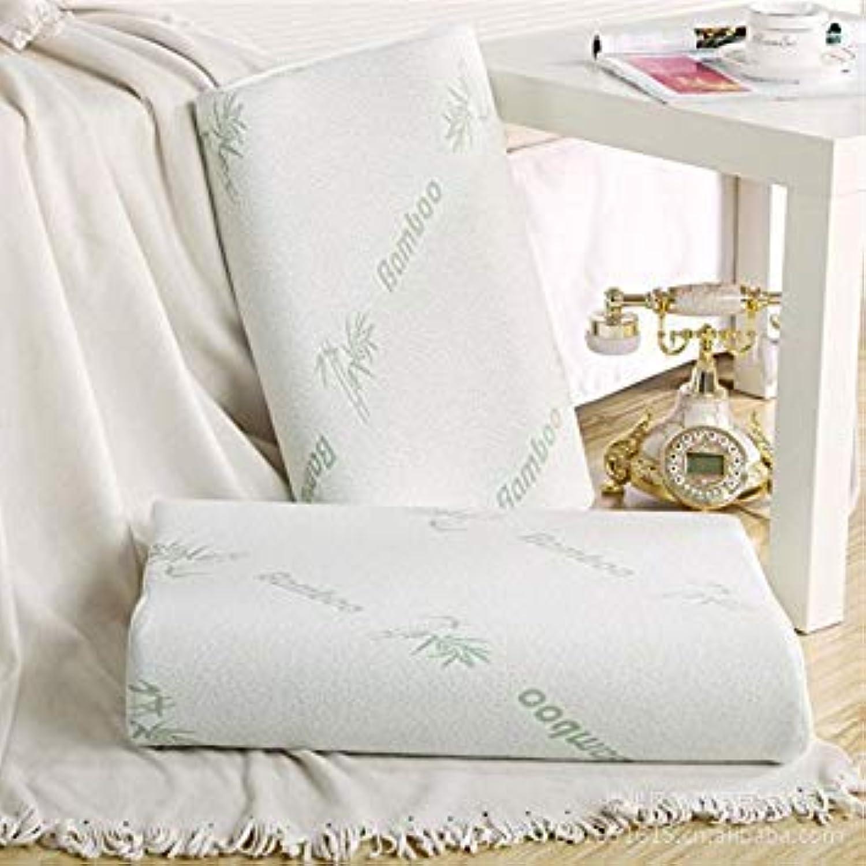 Soft Bamboo Fiber Memory Foam Pillow
