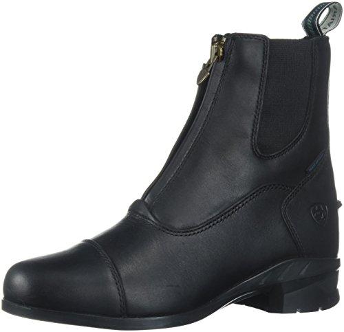 ARIAT Damen Stiefelette Heritage IV Zip H2O (mit Reißverschluß vorne), schwarz, 3 (36)
