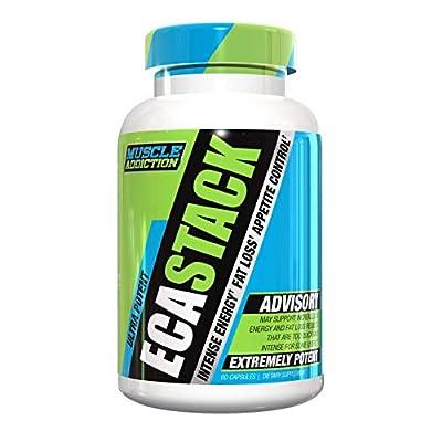 ECA Stack - Potent Energy Fat Loss Appetite Control Supplement