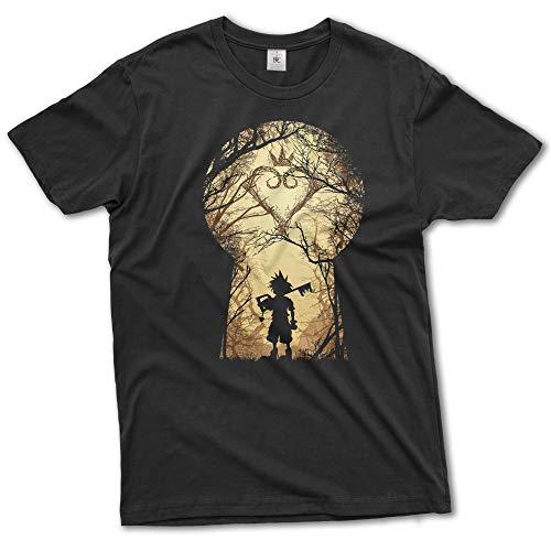 BC Footwear Camiseta My Kingdom Fantasy 100% Algodón (L)