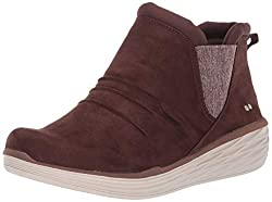 cheap RykaNIAH Women's Ankle Boots Brown 8.5W US