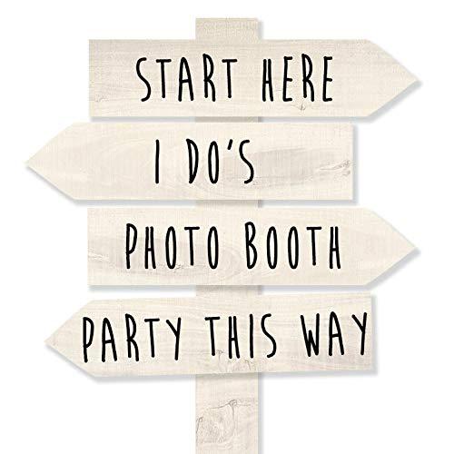 Cartel de bienvenida de boda calcomanía dirección de texto personalizado pegatina de vinilo decoración del banquete de boda cabina de fotos tablero de letreros arte mural