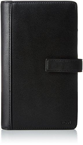 [トゥミ] パスポートケース・カバー 公式 正規品 Nassau SLG Discon トラベル・オーガナイザー 21 cm BLACK