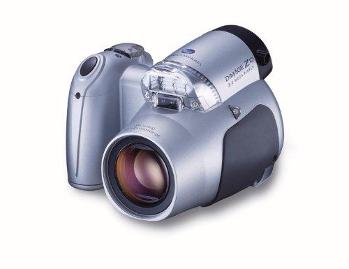 Konica-Minolta Minolta Dimage Z10 - Cámara Digital Compacta 3.3 MP (1.5 Pulgadas LCD, 8X Zoom Óptico)
