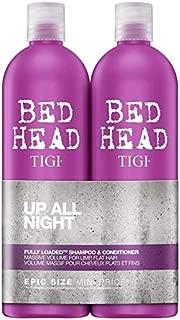 TIGI Bed Head Fully Loaded Up All Night Shampoo & Conditioner 750mL