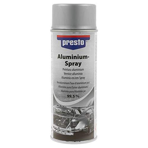 Presto 307137 Aluminium Spray