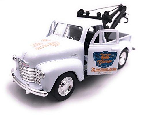 H-Customs 1953 Tow Truck Modellauto Auto Lizenzprodukt 1:34 zufällige Farbauswahl
