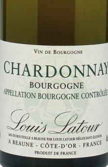 Louis Latour, Bourgogne Chardonnay AOC, 6 x 0.75l