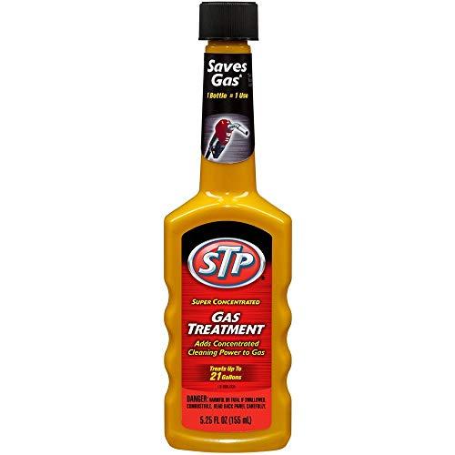 STP Gas Treatment, Fuel Intake System Cleaner, Bottles, 5.25 Fl Oz, 78569
