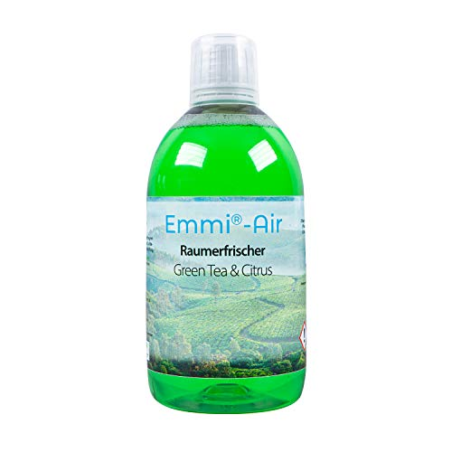 SELVA, deodorante per ambienti, 500 ml, per umidificatore a ultrasuoni (tè verde e agrumi)