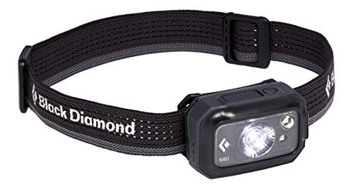 Black Diamond Revolt 350 HEADLAMP Unisex-Adult, Graphite, All