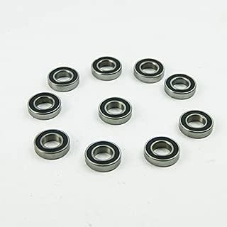 10 pcs Sealed Bearings for HPI Rovan King Motor Baja 5b SS wheel spur clutch