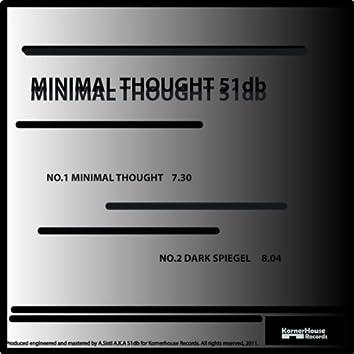 Minimal Thought 51db