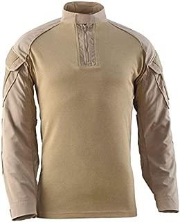 NAVAIR Combat Shirt Khaki MR