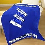 Birmingham City 1936 calcio T Shirt Nuova Taglie S-Xxxl Logo Ricamato