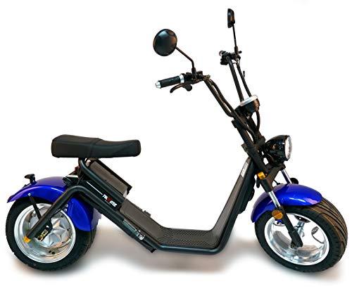 City Twister - Monopattino Elettrico Modello 2.0, con Motore a mozzo Ruota,...