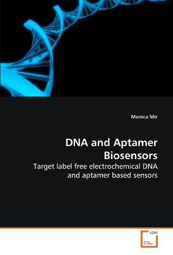 DNA and Aptamer Biosensors: Target label free electrochemical DNA and aptamer based sensors