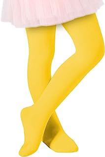 Ultra-Soft Footed Dance Sockings Ballet Tights Kids Super...
