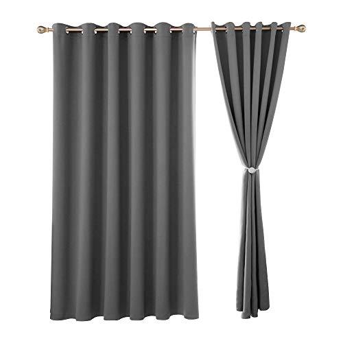 cortinas salon 2 piezas de 1.80 de ancho