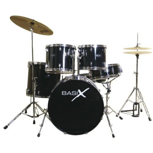 Basix Schlagzeug Oxygen OX 109-BK